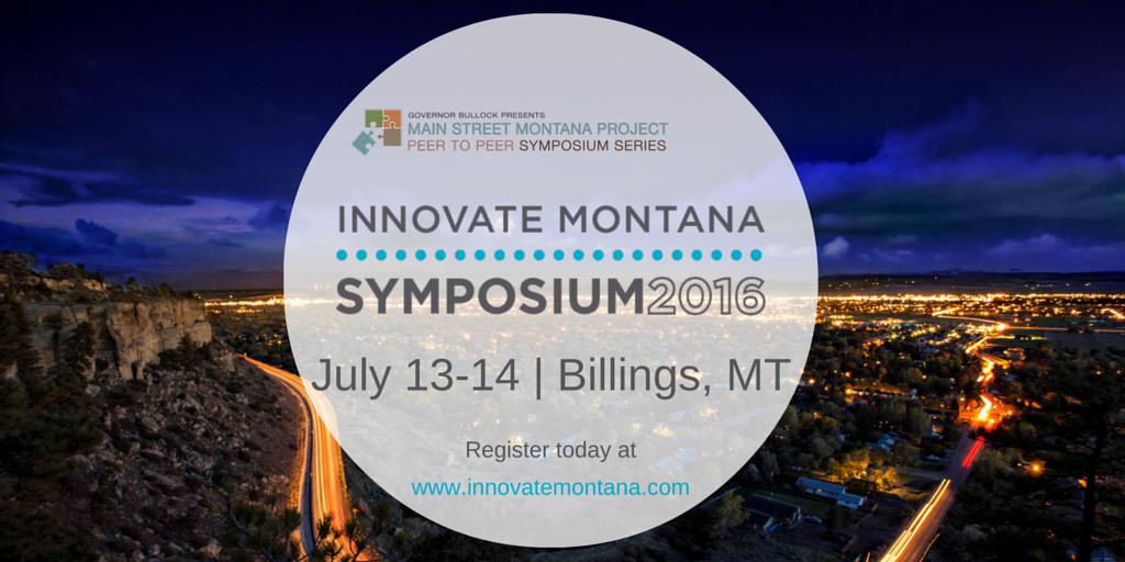 Inimmune participates in 2016 Innovate Montana Symposium